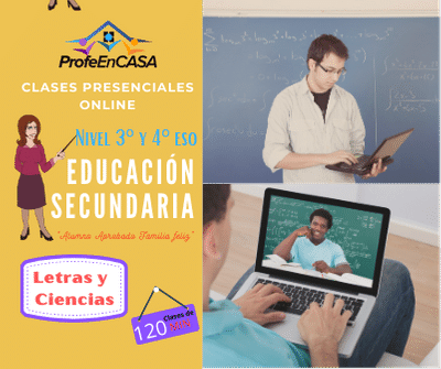 clases online eso 120 minutos