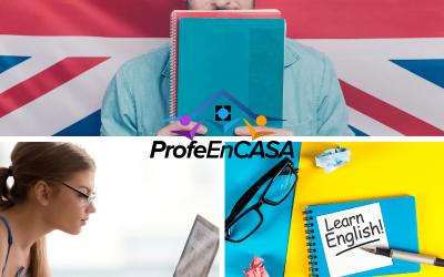 Profesor de inglés particular